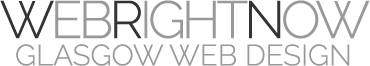 WebRightNow - Glasgow Web Design